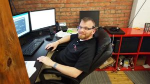 Umbrella Managed Systems: Zach Lakin